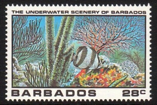 Barbados SG661