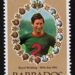 Barbados SG675