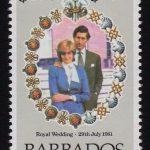 Barbados SG676
