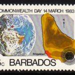 Barbados SG722