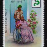 Barbados SG709