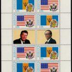 Barbados SG699-700