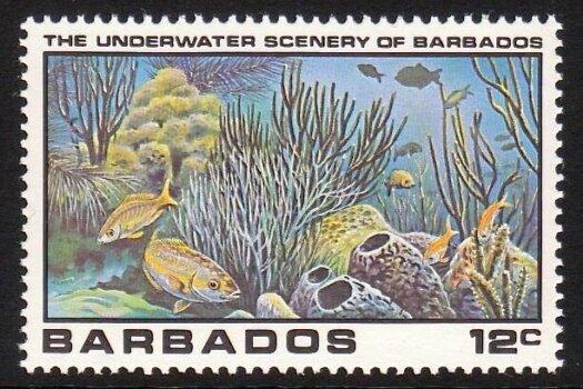 Barbados SG660