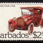 Barbados SG733