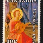 Barbados SG737