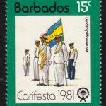 Barbados SG677