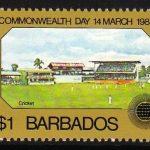 Barbados SG725