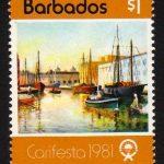 Barbados SG681