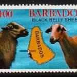 Barbados SG696