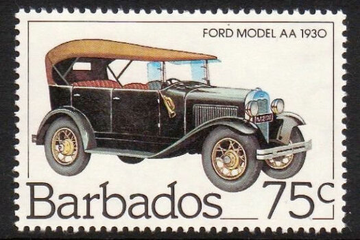Barbados SG732