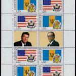 Barbados SG697-8