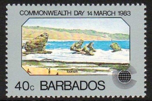Barbados SG723