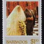 Barbados SG707