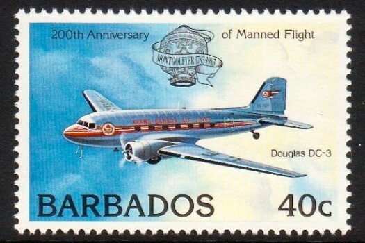 Barbados SG727