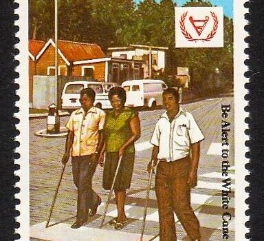 Barbados SG672