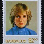 Barbados SG708