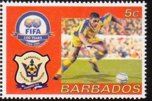 Barbados SG1251