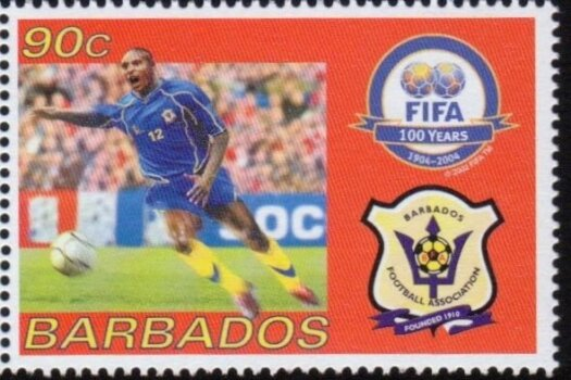 Barbados SG1252