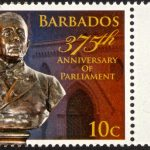 Barbados 375th Anniversary of Parliament - 10c - Barbados SG1412