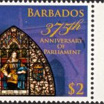 Barbados 375th Anniversary of Parliament - $2 -Barbados SG1415