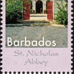 Seven Wonders of Barbados - 65c St Nicholas Abbey - Barbados SG1409